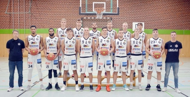 Basketball: Sixers empfangen Itzehoe Eagles