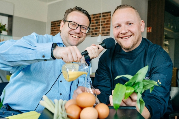 Kulinarisches Osterfest 2019 - Podcast Zieglers Quicktipps