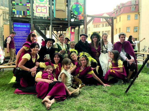 24 Stadtfest Luthers Hochzeit Vom 8 Bis 10 Juni